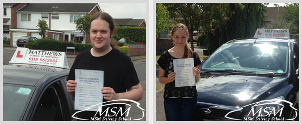 Driving Lessons Reading, Driving Schools Reading, Driving Instructors Reading, MSM Driving School, Matthew's School Of Motoring