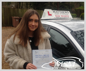 Driving Lessons Reading, Driving Lessons, Driving Schools Reading, Driving Schools, Driving Instructors Reading, MSM Driving School Reading, Matthews School of Motoring Reading